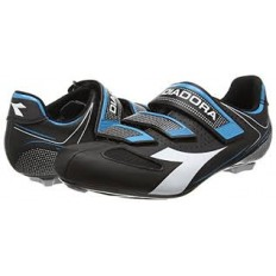 Scarpe Corsa Trivex 2 (Nero/bianco/blu) Diadora