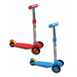 Monopattino 3 Wheels (Azzurro) Sport 1