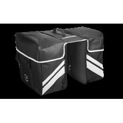 Borsa per Portapacchi Double (Nera) Cube