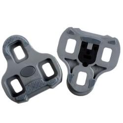 Tacchette per Bici da Corsa Grips (Grigio ) Keo Look
