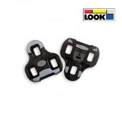 Tacchette per Bici da Corsa Grips (Nero ) Keo Look