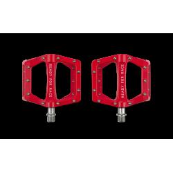 Pedali flat per Mountain Bike RFR CMPT (Red) Cube