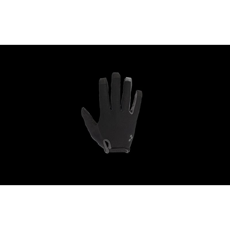 Guanti a dita lunghe CUBE Natural Fit BLACKLINE