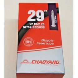 Camera d'aria Chaoyang per MTB 29x2.10/2.25 valvola Presta 48mm